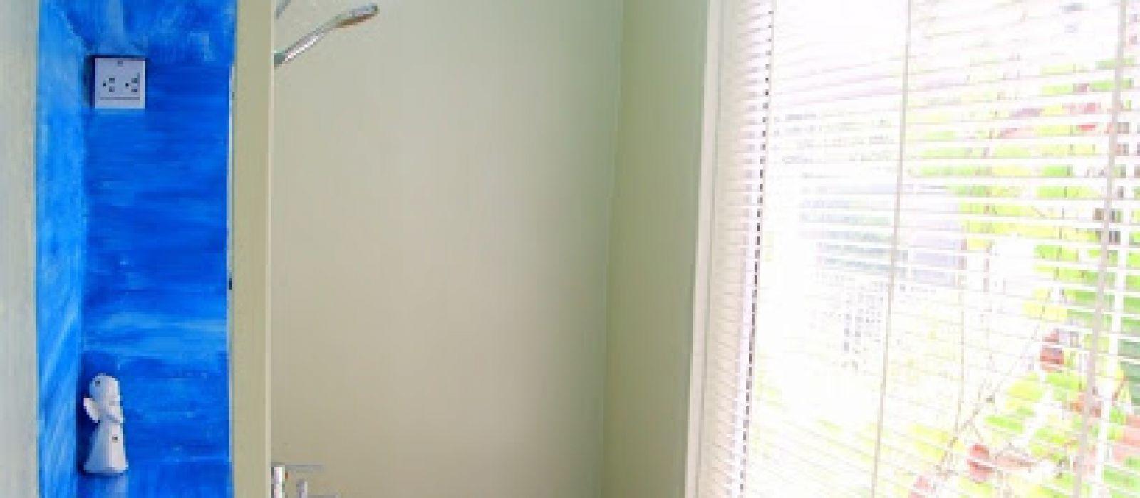 ห้องน้ำ ห้องนางฟ้า ให้รีสอร์ท ที่พักบางแสน ชลบุรี